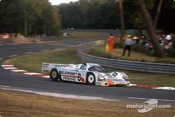 #8 Joest Racing Porsche 962C: Анри Пескароло, Клод Балло-Лена и Жан-Луи Риччи