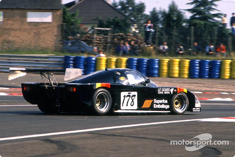#178 Didier Bonnet ALD 05 BMW: Gérard Tremblay, Didier Bonnet, Gérard Cuynet