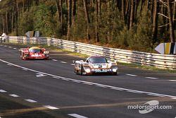 Silk Cut Jaguar Jaguar XJR-9 LM : John Nielsen, Andy Wallace, Price Cobb
