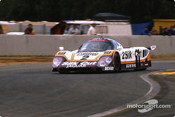 #2 Silk Cut Jaguar Jaguar XJR-9 LM: John Nielsen, Andy Wallace, Price Cobb