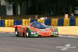 Mazdaspeed Mazda 767B : Takashi Yorino, Hervé Regout, Elliot Forbes-Robinson