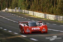 Mussato Action Car Lancia LC2 Ferrari : Ernst Franzmaier, Franco Scapini, Almo Coppelli
