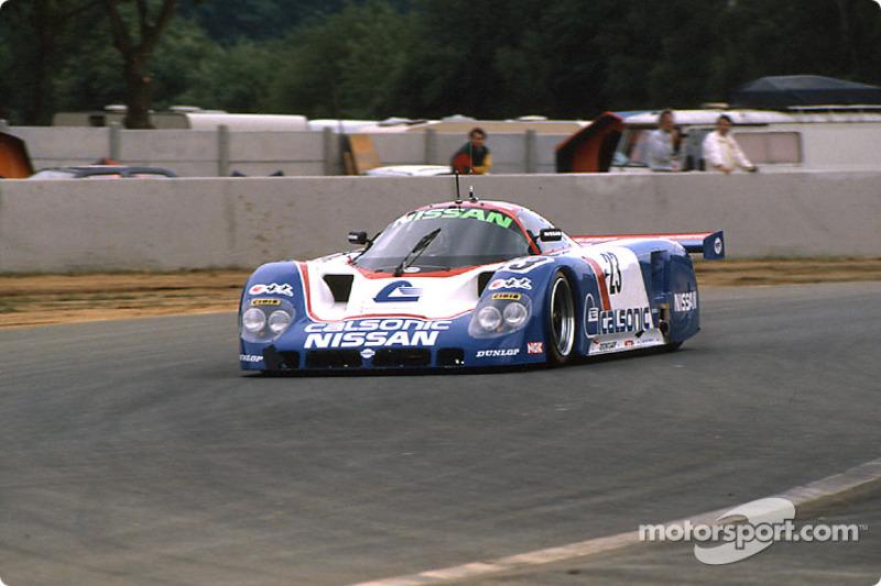 Nissan Motorsport Nissan R89C : Masahiro Hasemi, Kazuyoshi Hoshino, Toshio Suzuki