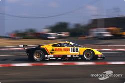 #108 GP Motorsport Spice SE87C Ford: Dudley Wood, Philippe de Henning, Evan Clements