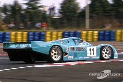 #11 Porsche Kremer Racing Porsche 962C: George Fouché, Hideki Okada, Masanori Sekiya