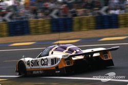 #4 Silk Cut Jaguar Jaguar XJR-9 LM: Ален Ферте, Мишель Ферте, Элисео Салазар