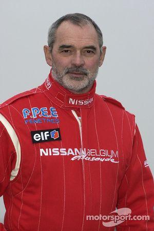 Présentation de l'équipe Nissan Dessoude : Jacky Dubois