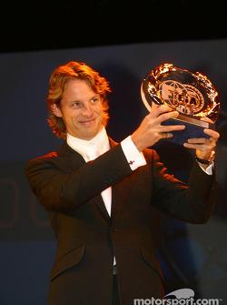 Jenson Button, BAR, FIA Formula One World Championship