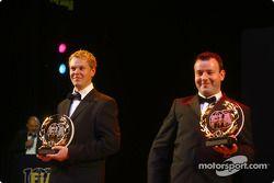 Per-Gunnar Andersson, Niall McShea, FIA Junior and Production WRC