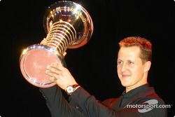 Michael Schumacher, Ferrari, FIA Formula One World Championship