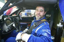 Josep-Maria Servia et Arnaud Debron testent le buggy Schlesser-Ford