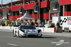 #32 Epson Nakajima Racing NSX: Tsugio Matsuda, Andre Lotterer