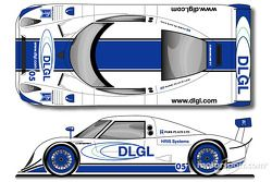 CB Motorsports will be entering a Lexus-Riley in the Grand-Am Rolex Sports Car Series in 2005
