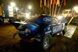 Gauloises Schlesser-Ford Raid - Zone team