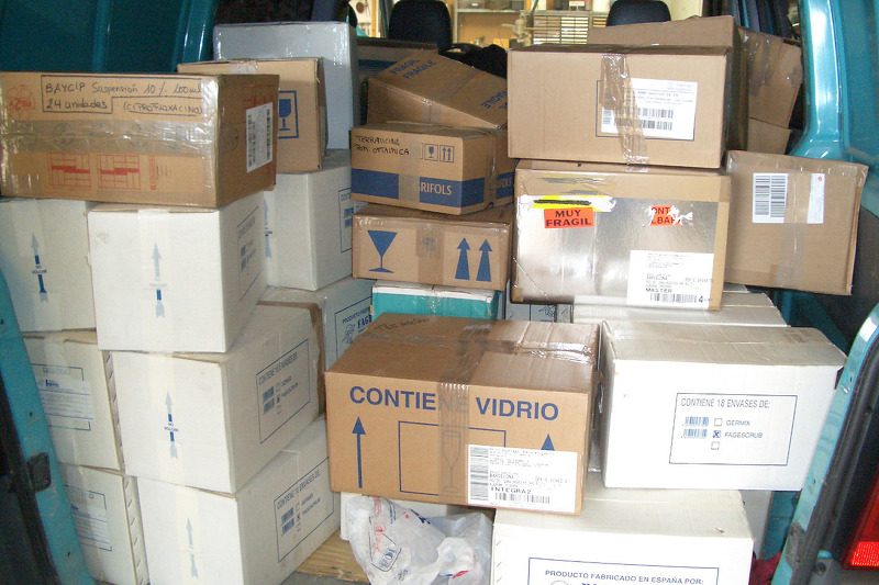 Medical equipment at Dakar