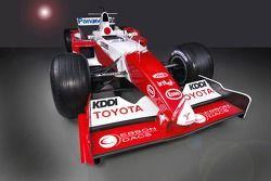 yeni Toyota TF105