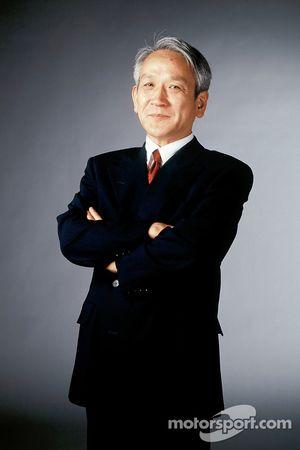 Tsutomu Tomita, Yönetim Kurulu Başkanı ve Takım Patronu Toyota Motorsport GmbH