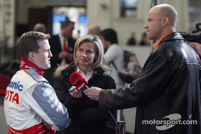 Interviews for Ralf Schumacher