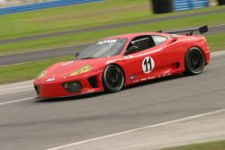 #11 JMB Racing USA Ferrari 360: Matt Plumb, Anthony Pinto, Jim Michaelian, Peter Boss, David Gooding