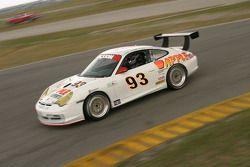 #93 Apple Motorsports Porsche GT3 Cup: Dave Stewart, Rob Stewart, Gary Stewart, Bob Gilbert, Guy Cosmo