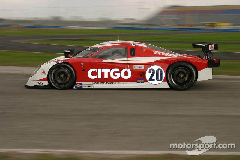 CITGO - Howard - Boss Motorsports Pontiac Crawford : Andy Wallace, Jan Lammers, Tony Stewart