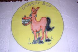 Celebrating Milt Minter: Donkey Bop cake