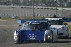 #19 Ten Motorsports BMW Riley: Michael McDowell, Memo Gidley, Michael Valiante, Jonathan Bomarito