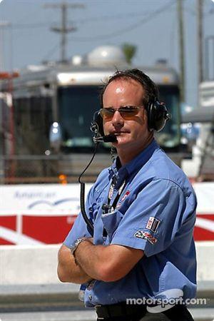 SCCA Pro Racing's Scott Lewis