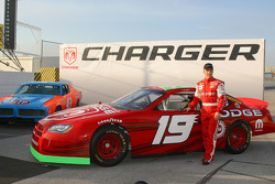 Dodge presentation: Jeremy Mayfield and his 2005 Dodge Charger
