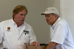 Robert Yates and Dan Davis