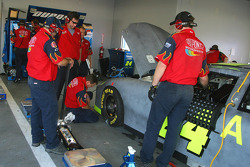 Dupont Chevrolet crew at work