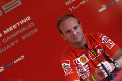 Conférence de presse : Rubens Barrichello