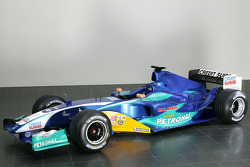 The new Sauber Petronas C24