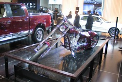 Lincoln custom motorcycle by O.C.C.