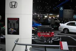 2003 Honda IRL engine
