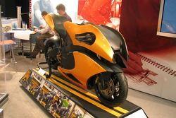 Predator Concept bike