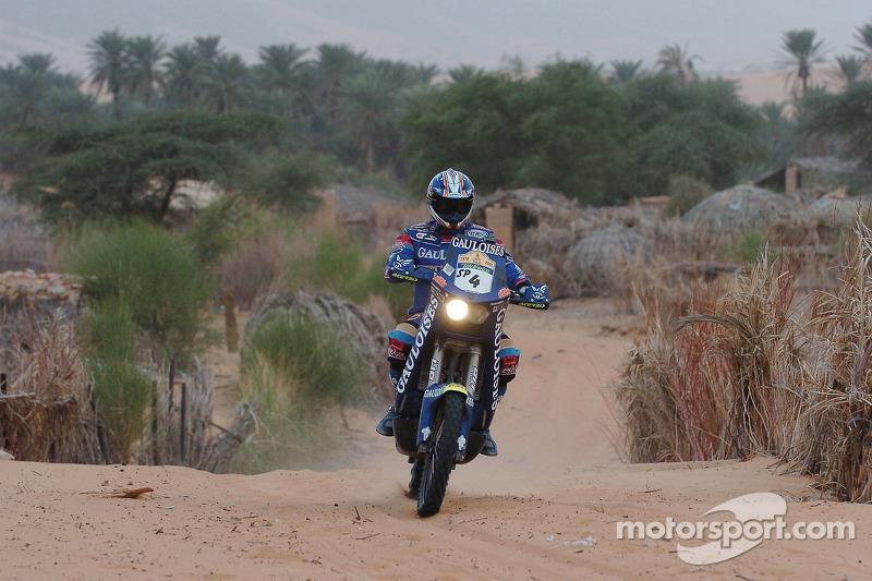 Fabrizio Meoni, KTM, 2 Dakar
