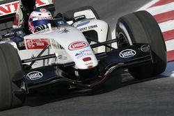 Jenson Button test ediyoryeni BAR Honda 007