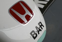 yeni BAR Honda 007 about to be unveiled