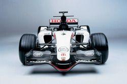 yeni BAR Honda 007