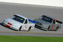Ted Musgrave and Robert Huffman