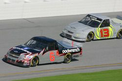 Ron Hornaday and Tracy Hines
