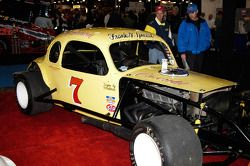 #7 Frank G Special. Driven by Tommy Baldwin Sr., 1947-2004.