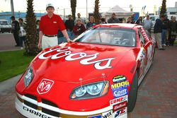 Coors colors are back on Bill Elliott's car