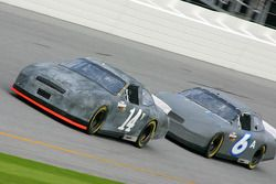 John Andretti y Mark Martin