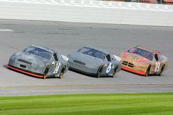 John Andretti, Mark Martin and Johnny Sauter