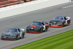 John Andretti, Bill Elliott and Kasey Kahne