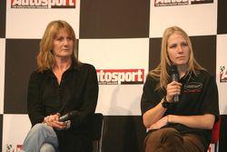 Louise Goodman and Jodie Hemmings