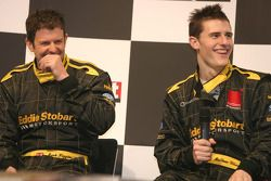 Mark Higgins and Matt Wilson