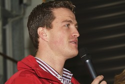 Ralf Schumacher ve to taraftarları during Open Doors